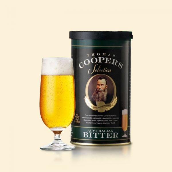 Солодовый концентрат Coopers Australian Bitter 1,7кг