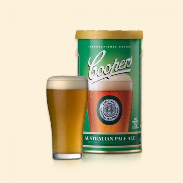 Солодовый концентрат Coopers Australian Pale Ale 1,7кг