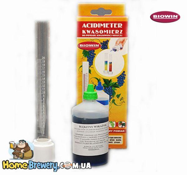 Ацидиметр для измерения кислотности вина и соков BIOWIN