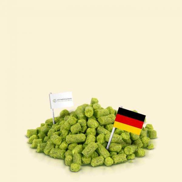 Хмель Hallertau Perle (Германия) 100г