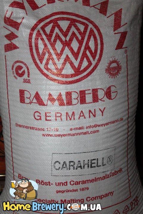 Карамельный солод Карахель (Carahell)
