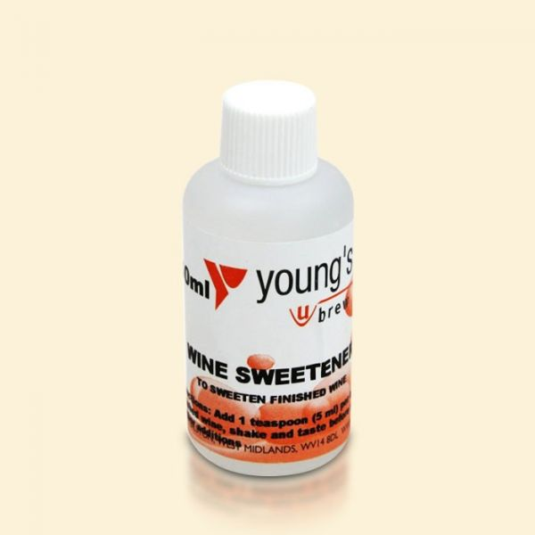 Подсластитель вина Wine Sweetener Young's 50мл