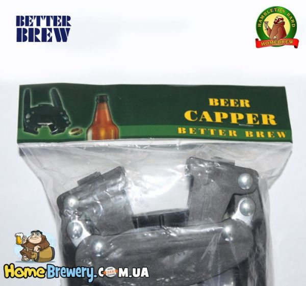 Укупорщик пивных бутылок Better Brew Beer Capper