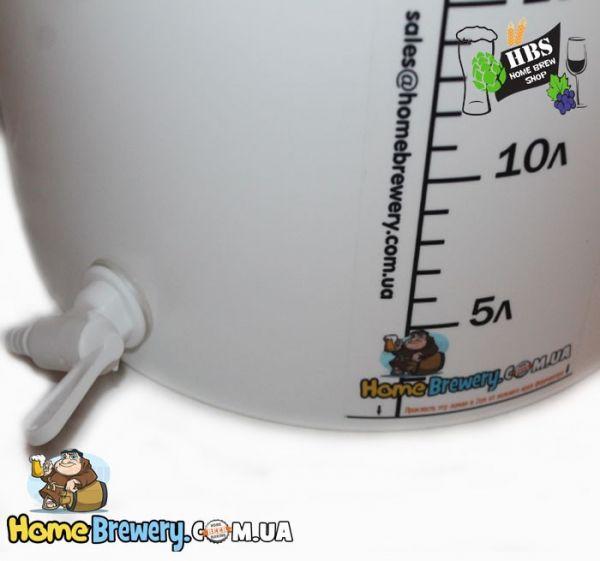 Разметка литража самоклеющаяся для ферментеров 32-33л