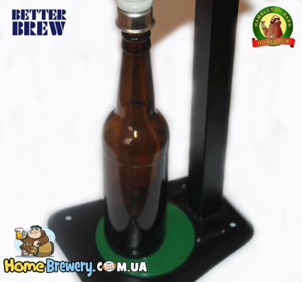 Стационарная укупорка пивных бутылок Bench Capper
