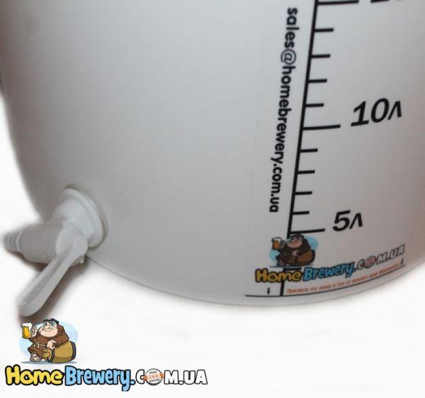 "Кран для ферментационной емкости 3/4"" Biowin"