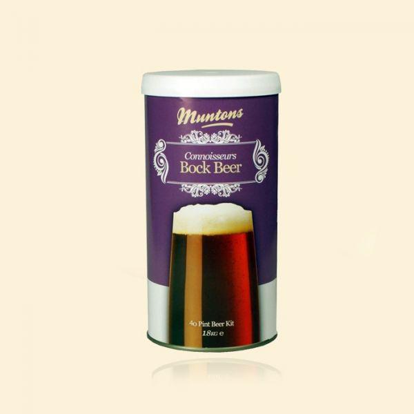 Пивной концентрат Muntons Bock Beer темное 1,8кг