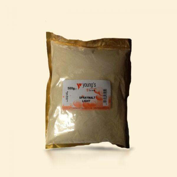 Сухой солодовый экстракт светлый (DME) 500г Young's