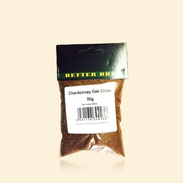 Дубовые чипсы Шардонне Better Brew Chardonnay Oak Chips 50г