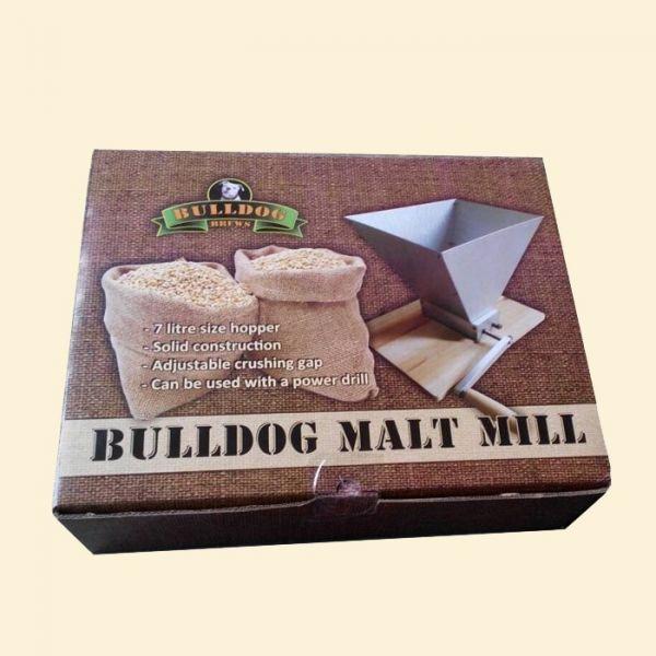 Мельница для солода Bulldog Malt Mill (Великобритания)