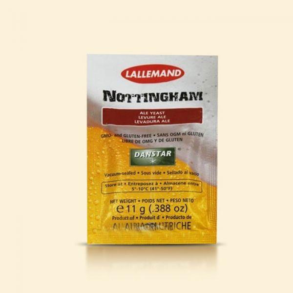Пивные дрожжи Danstar Nottingham, 11 грамм