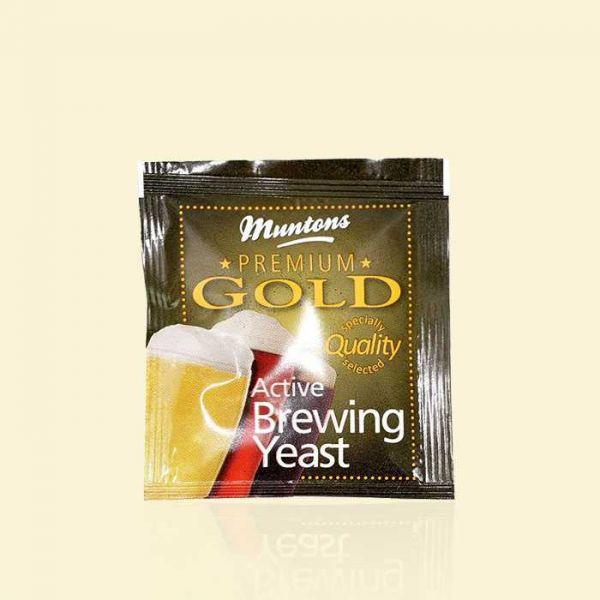 Пивные дрожжи Muntons Premium Gold Yeast