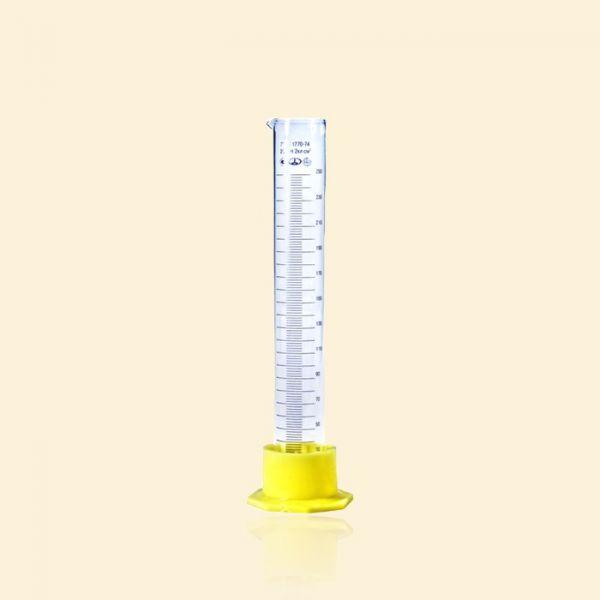 Цилиндр мерный стеклянный для ареометра/гидрометра 100мл