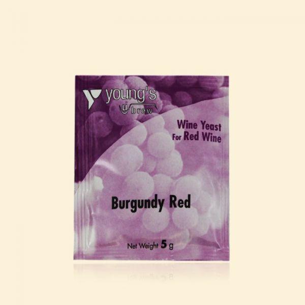 Дрожжи для красных и плодово-ягодных вин Burgundy Red Wine Yeast