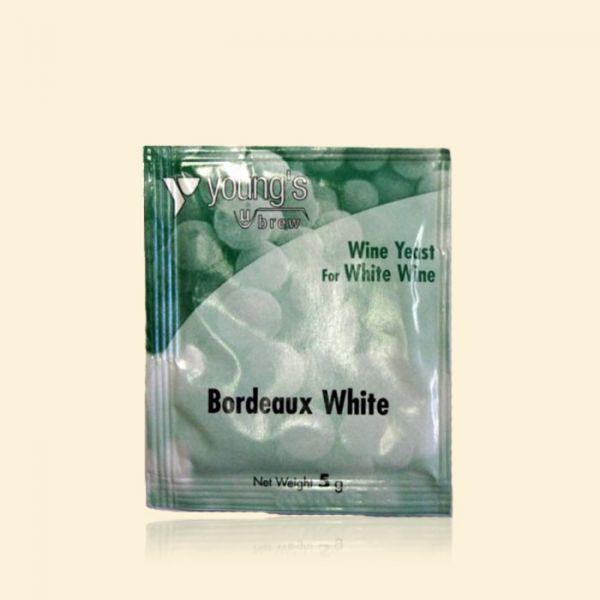 Винные дрожжи Bordeaux White Wine Yeast