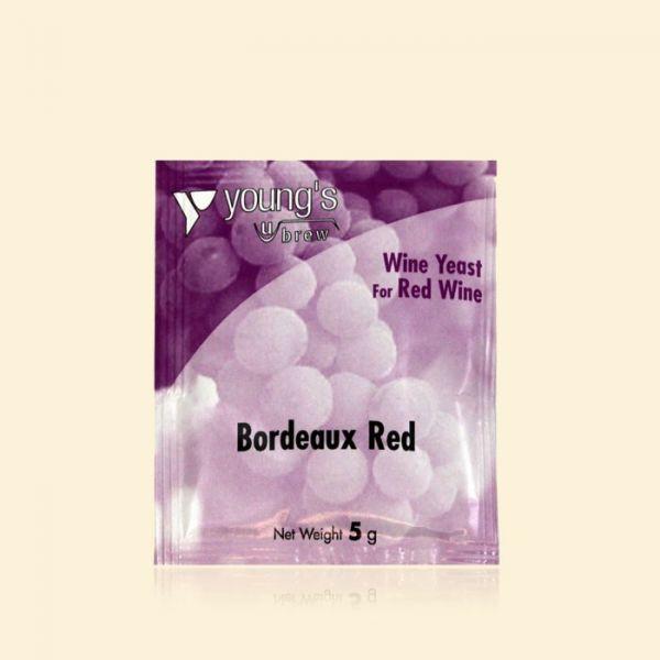Винные дрожжи Bordeaux Red Wine Yeast
