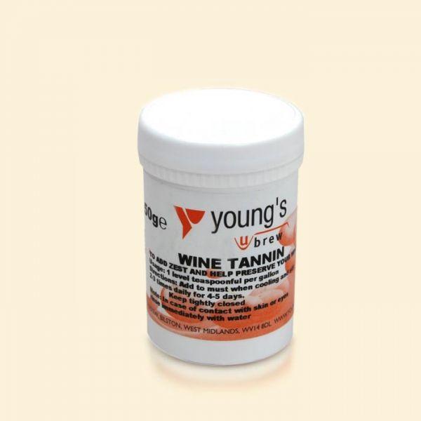 Танин Wine Tannine Young's 50г