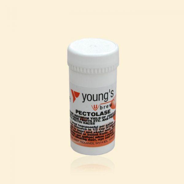 Пектоэнзим Young's Pectolase 32г