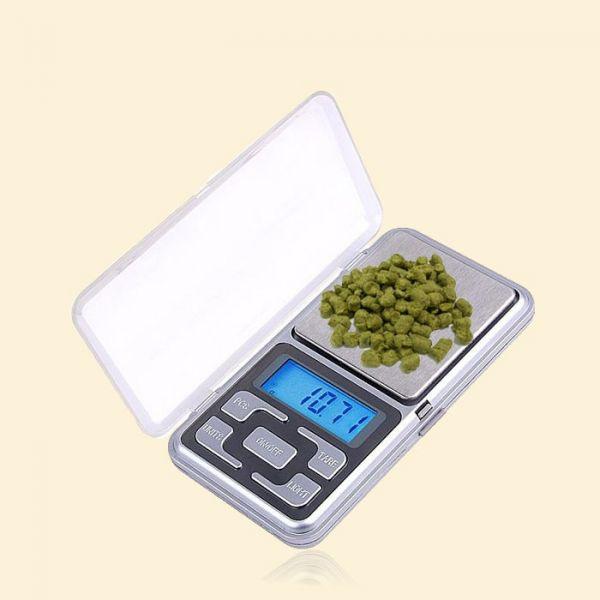 Весы электронные карманные 0,1-500г POCKET SCALE