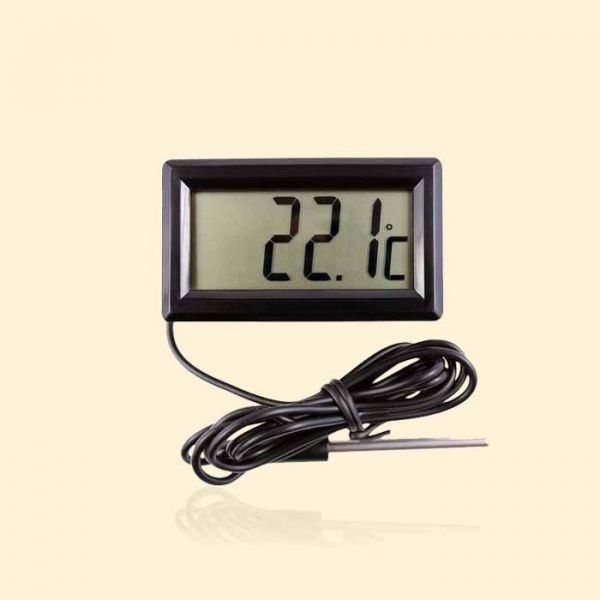 Термометр электронный -50C-+110C с выносным датчиком