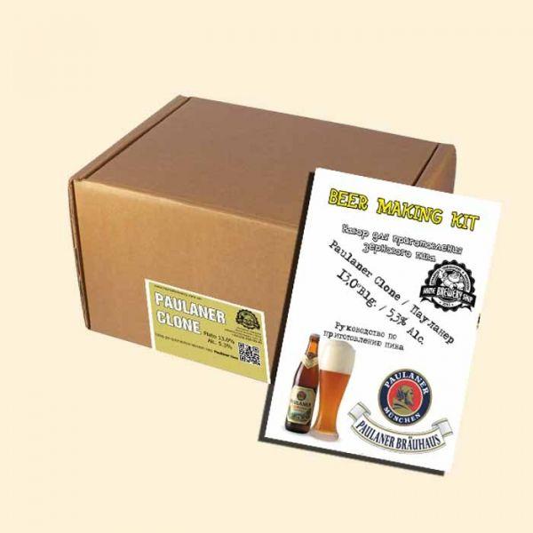 Набор для приготовления пшеничного пива Paulaner Clone на 20л