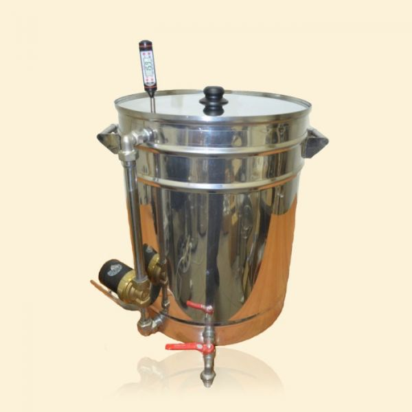 Крафтовая гибридная мини-пивоварня 62 литра