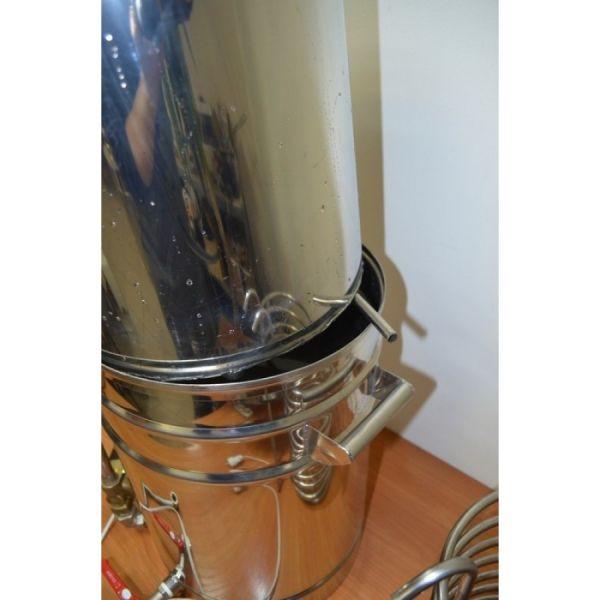 Крафтовая гибридная мини-пивоварня 36 литров