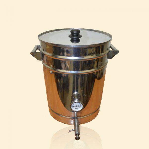 Сусловарочный котел (пивоварка) на 36 литров