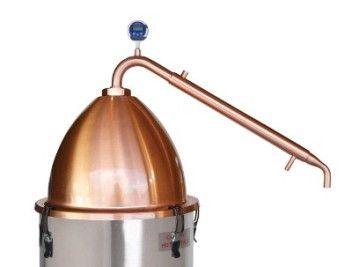 Медный аламбик для пивоварни Graifather