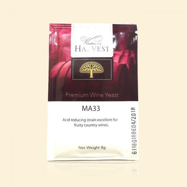 Дрожжи для фруктовых домашних вин Mangrove Jack's MA33