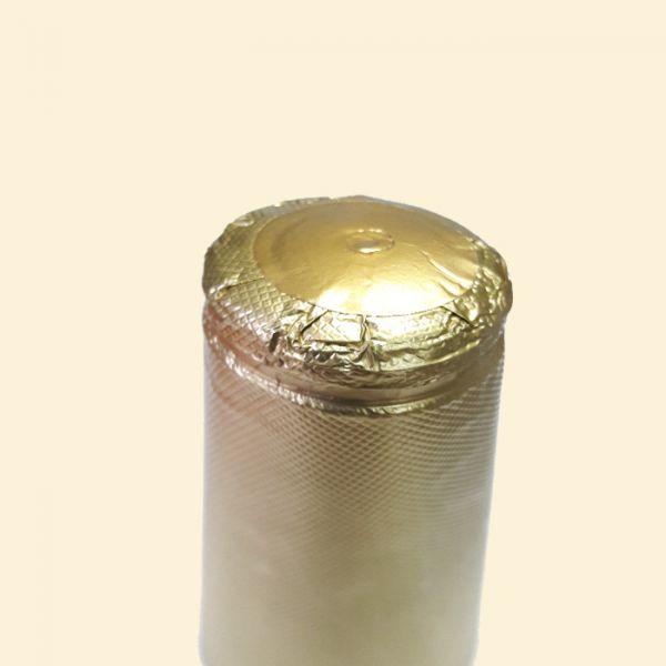 Колпачок (капсула) для шампанского золотая