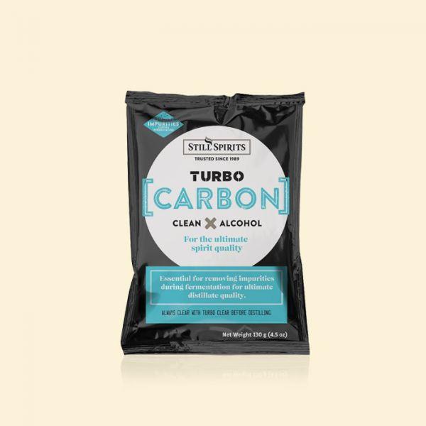 Жидкий активированный уголь для браги Turbo Carbon