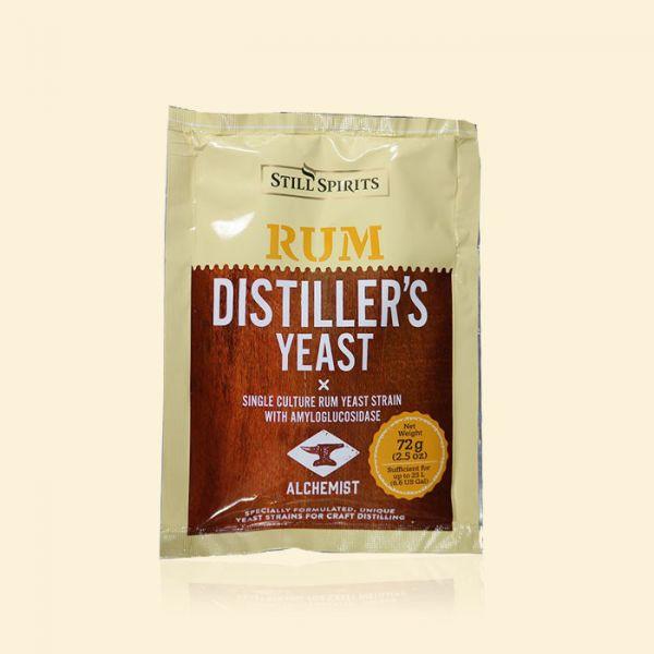 Дрожжи для рома Still Spirits Rum Distiller's Yeast