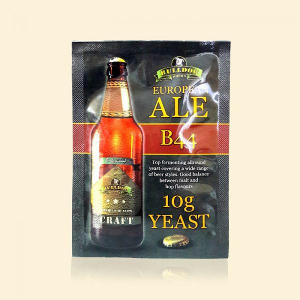 Крафтовые пивные дрожжи Bulldog B44 European Ale