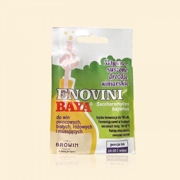 Дрожжи для фруктовых и цветочных вин Enovini BAYA