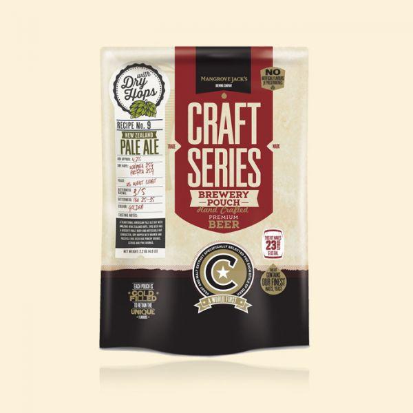 Солодовый экстракт Mangrove Jack's NZ Pale Ale (2,2кг) с сухим хмелем