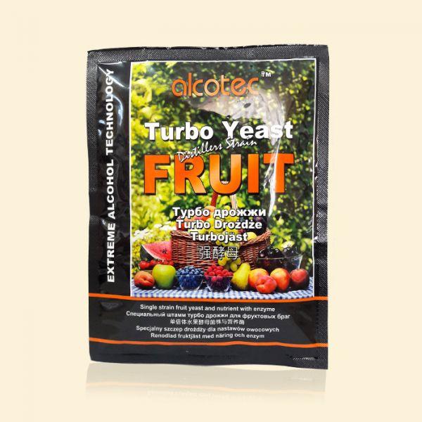 Дрожжи для фруктовых браг ALCOTEC Fruit Turbo
