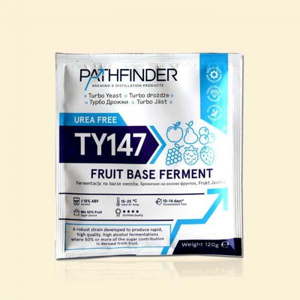 Дрожжи для фруктовых браг Pathfinder TY147 Turbo Fruit Base Ferment