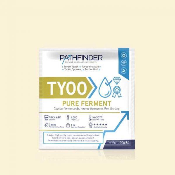 Спиртовые дрожжи супер чистоты Pathfinder TY00 Pure Ferment