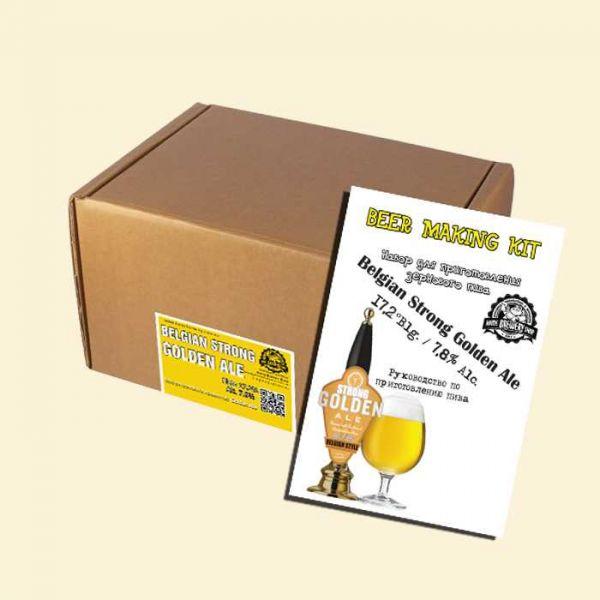 Набор для приготовления пива Belgian Strong Golden Ale на 20л
