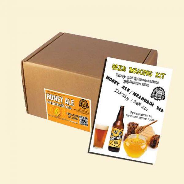Набор для приготовления пива Медовый эль Honey Ale
