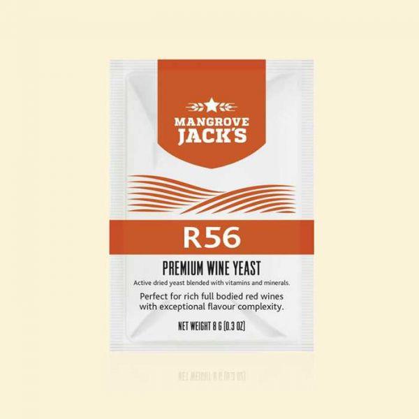 Дрожжи для красных вин Mangrove Jack's R56