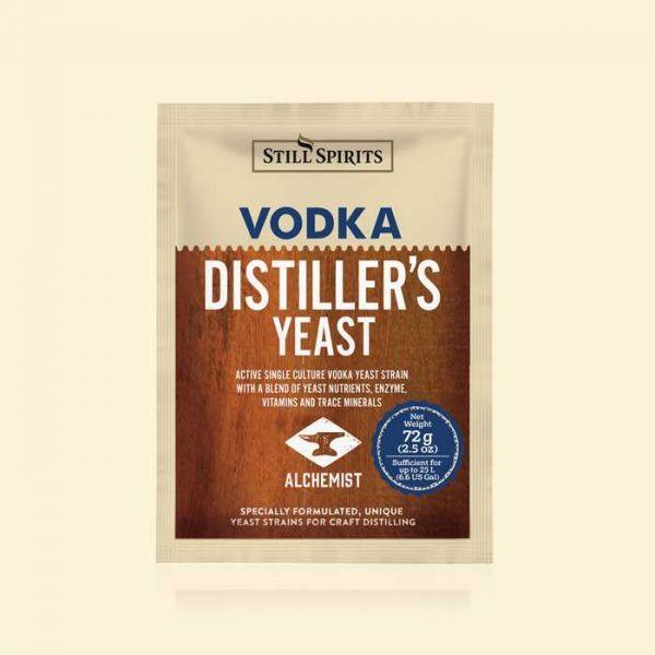 Спиртовые дрожжи для водки Still Spirits Distiller's Yeast Vodka