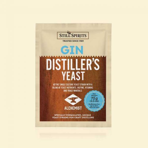 Дрожжи для джина Still Spirits Gin Distiller's Yeast