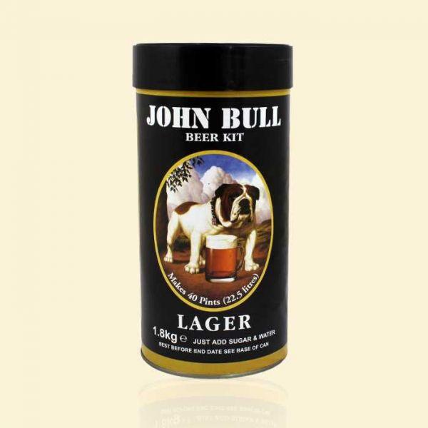 Солодовый экстракт John Bull Lager 1,8кг