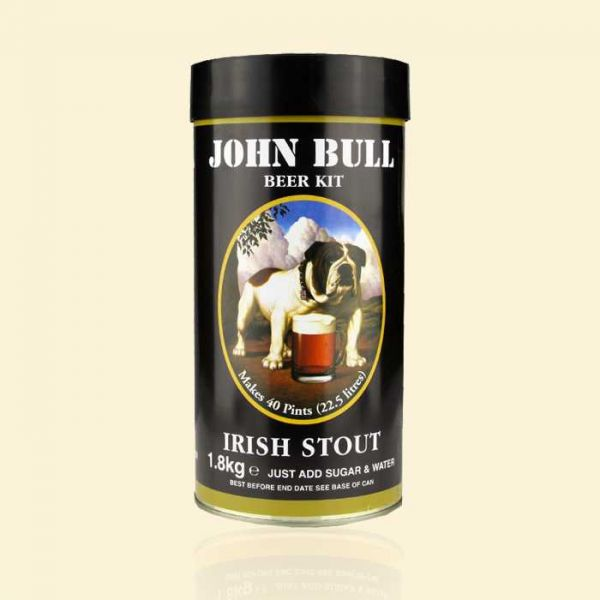 Солодовый экстракт John Bull Irish Stout 1,8кг