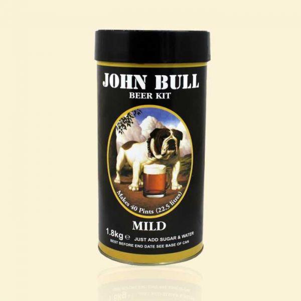 Солодовый экстракт John Bull Mild 1,8кг