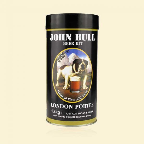 Экстракт пива John Bull London Porter 1,8кг