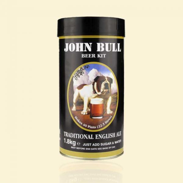 Экстракт пива John Bull Traditional English Ale 1,8кг