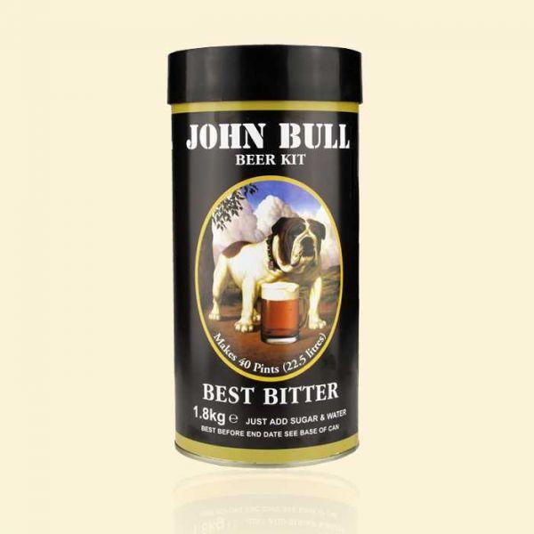 Экстракт пива John Bull Best Bitter 1,8кг